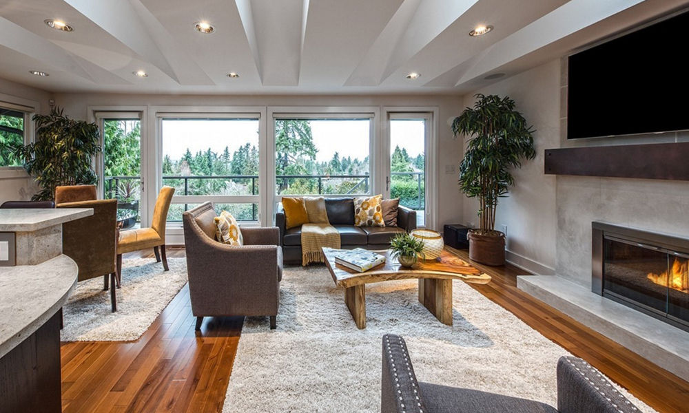 Clyde Hill Home Staging