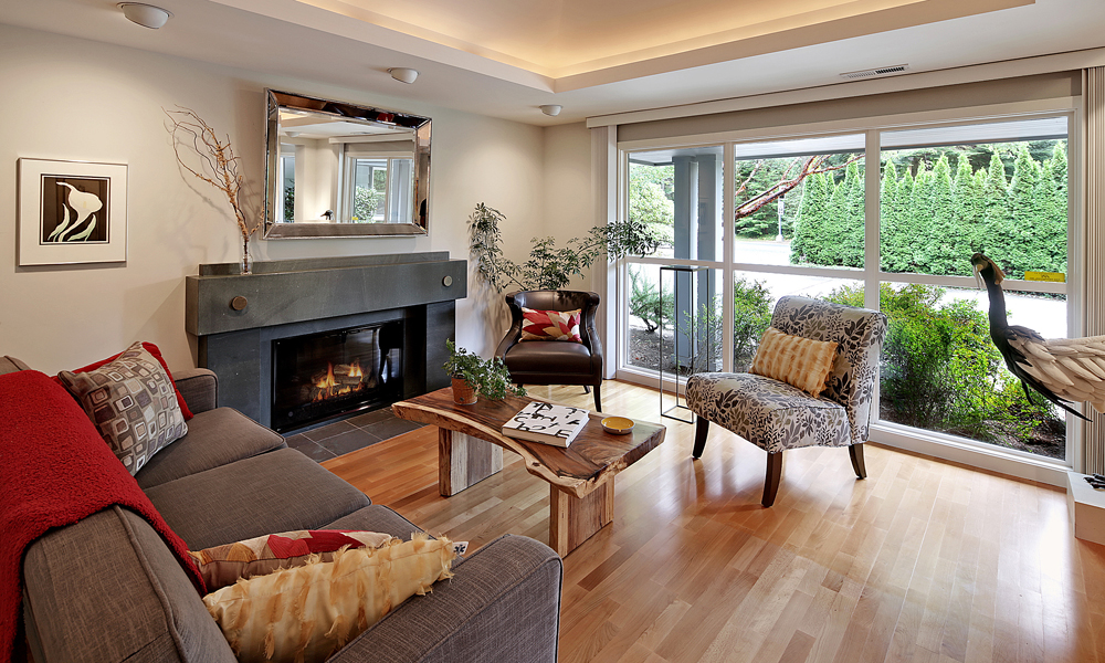 North Seattle Home Staging